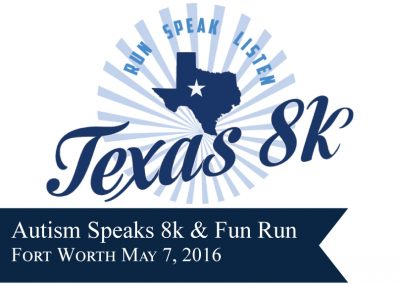 Autism Speaks 8k – FTW