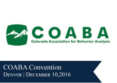 COABA Convention