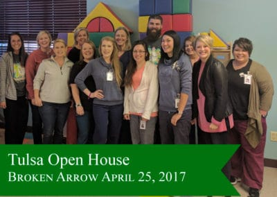 Tulsa Open House