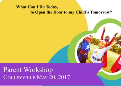 Colleyville Parent Workshop
