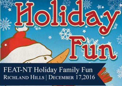 FEAT-NT Holiday Fun Day