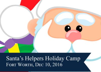 Santa's Helpers Holiday Camp FTW