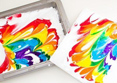Marbled Rainbows