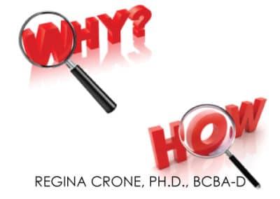 Understanding Why & How Behavior Changes