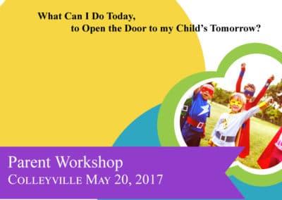 Colleyville Parent Workshop