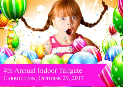 4th Annual Indoor Tailgate – Carrollton